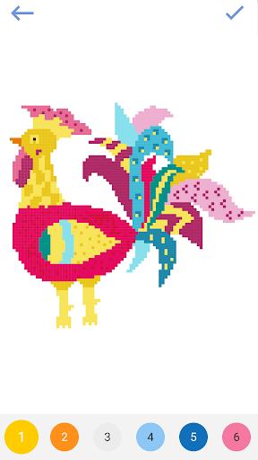 Скачать Pixel Art на андроид бесплатно версия apk 2.5